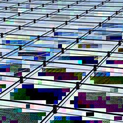 spelen met kleuren en lijnen