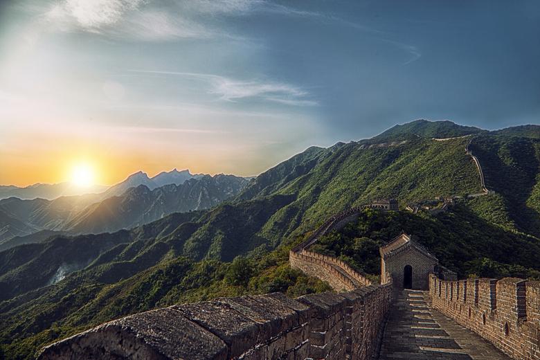 The Great Wall - Lieve mensen!<br /> <br /> Misschien is het jullie opgevallen dat ik de laatste maand niet erg actief was op zoom i.v.m. mijn verbl