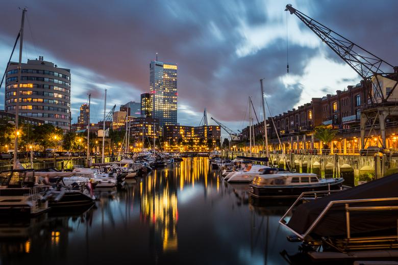 Rotterdams Haventje -