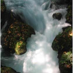 Stromend water (Alanya)