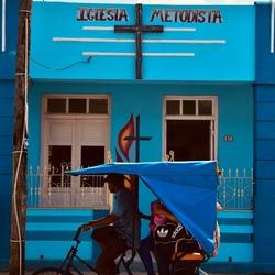 iglesia methodista te Cuba