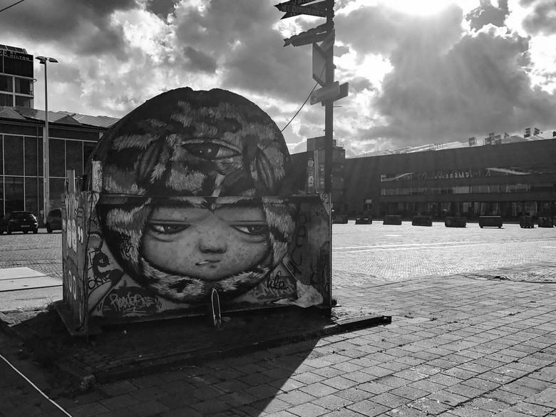 NDSM Werf Graffiti