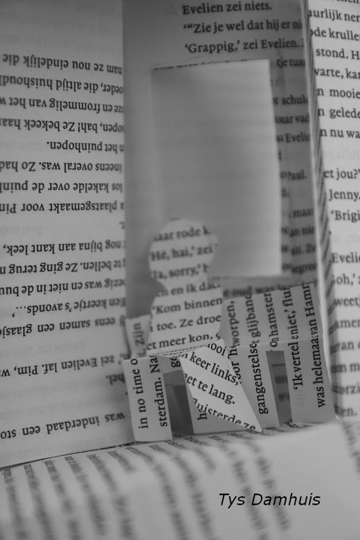 boeken week 2020  (3) - wat anders doen dan lezen. in een boek.