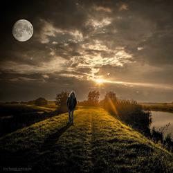 Mysterieuze avondwandeling