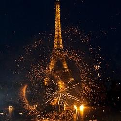 Eifel flambé