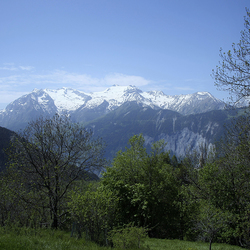 Frankrijk, Alpen