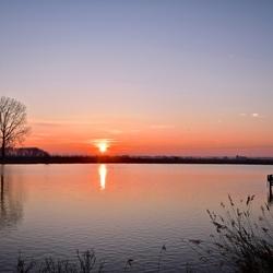 zonsopgang zestigvoet Clinge 07-02-2018