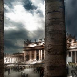 plein in Rome