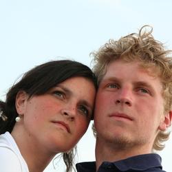 Richard en Jenneke