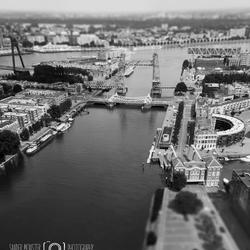 Rotterdam. Nieuw naar Oud