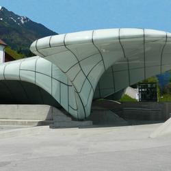 Nordkettenbahnen van Innsbruck
