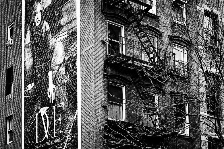 New York 16 - In Amerika gaat het altijd om zaken doen. En dat het liefst 24/7. Vandaar dat bedrijven  ieder moment of plek aangrijpen om maar zoveel