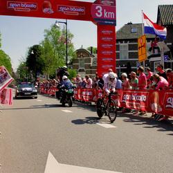 Start Giro d'Italia Apeldoorn 06-05-2016