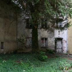 Onbewoonbaar huis in Wasserburg am Inn, Duitsland