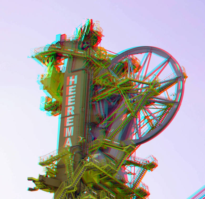 Aegir Heerema 3D - aegir heerema<br /> 3d anaglyph stereo red/cyan
