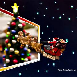 Kerstgroet voor alle Zoomers
