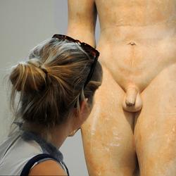 naakt in het museum 1