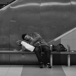 levenslang project: mensen van de straat : bag man