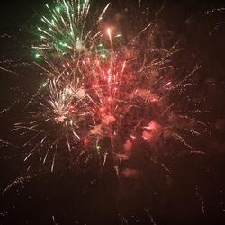 Vuurwerk deel 1