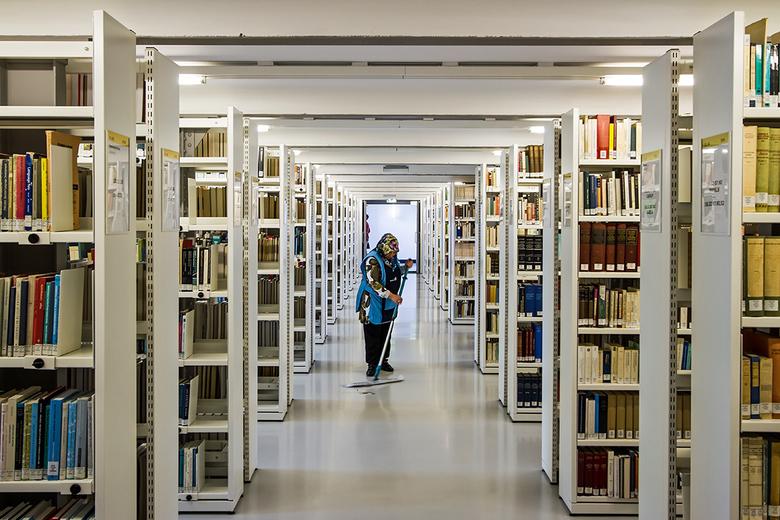Universiteitsbibliotheek 2 - Open Monumentendag 2017