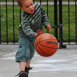 Basketballen 1