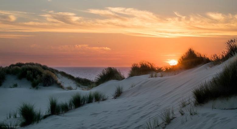 Een avond aan de kust - Ik ga me deze zomer eens wat meer  richten op de kust. Ik woon daar teslotte. Maar omdat ik zo'n bosmens ben, heb ik me daar n