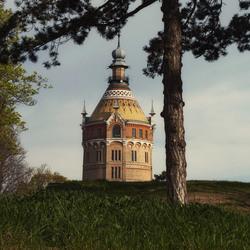 De oude watertoren
