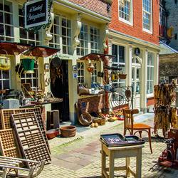 antiek winkeltje