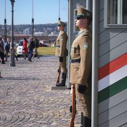 Budapest guards