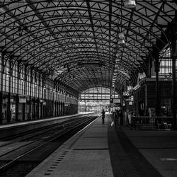 Den Haag station (H)olland (S)poor