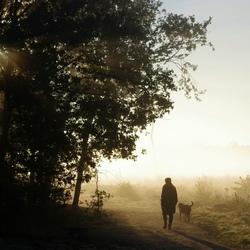 vroege wandelaar