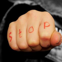 Stop kinder misbruik foto 3