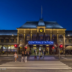 Central station Goteborg