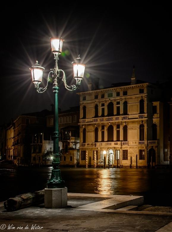 Nacht in Venetië