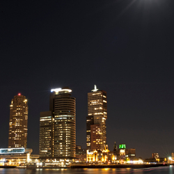 Skyline van Rotterdam 2