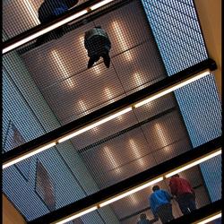 Overloop Kunsthal Rotterdam