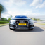 automotive rig shot Audi RS 6