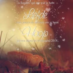 Geluk ... Liefde ... Hoop