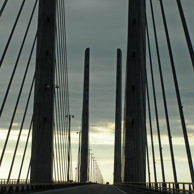 Over de brug komen - De brug tussen Zweden en Denemarken