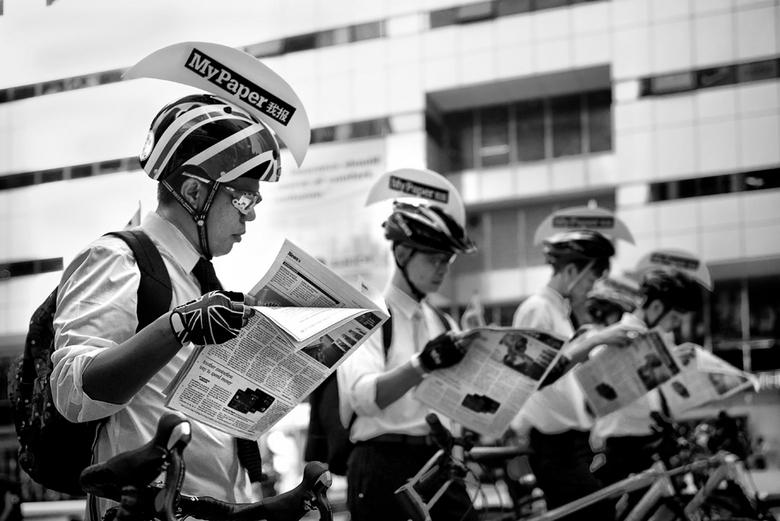 Singapore 18 (The paper boys)