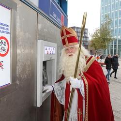 Intocht Sinterklaas Almere Stad 2016