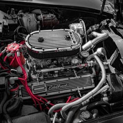 Edelbrock Performance engine