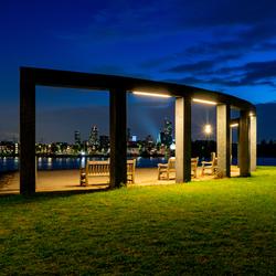 uitzichtpunt Rotterdam