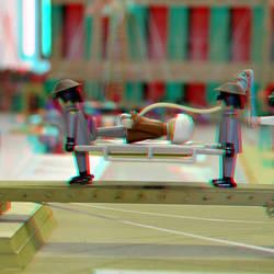 BB-museum Overvoorde Playmobil 3D