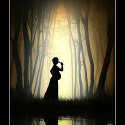 Nieuwe zwangerschapsfoto: Dim