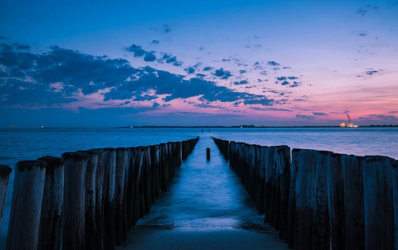 The magic of twilight -