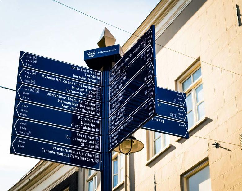 Reizen in Den Bosch - Waar wil je heen?