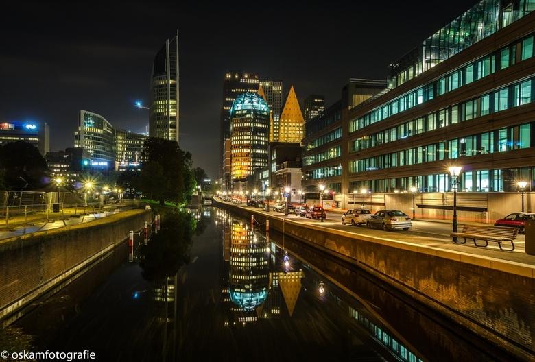 nachtfotografie in Den Haag