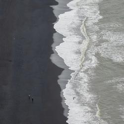 Vik black sand beach 2