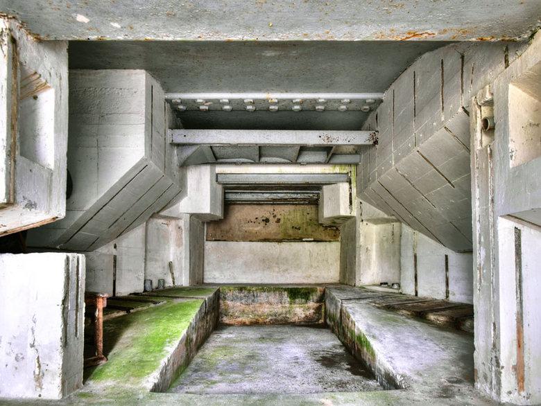 De Duitse Bunker Type 700 _002 - De Duitse Bunker Type 700 is voor zover bekend alleen op Wachcheren<br /> gebouwd en waarschijnlijk de laatste van d